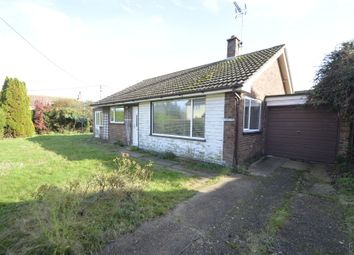 Thumbnail 2 bed detached bungalow for sale in Alley Road, Kirton, Ipswich