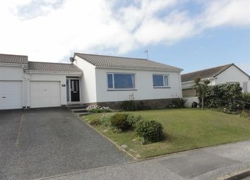 Thumbnail 3 bedroom semi-detached bungalow to rent in Atlantic Close, Widemouth Bay, Bude, Cornwall