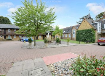 Thumbnail 2 bed flat for sale in Old School Close, London