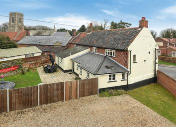 Thumbnail 4 bedroom detached house for sale in Back Street, Horsham St. Faith, Norwich