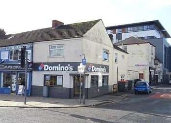 Thumbnail Retail premises for sale in Dillwyn Street, Swansea