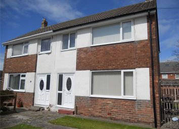 Thumbnail 3 bed semi-detached house for sale in Langwood, Fleetwood