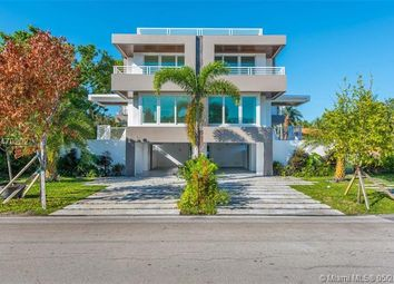 Thumbnail 3 bed town house for sale in 330 Fernwood Rd, Key Biscayne, Florida, United States Of America