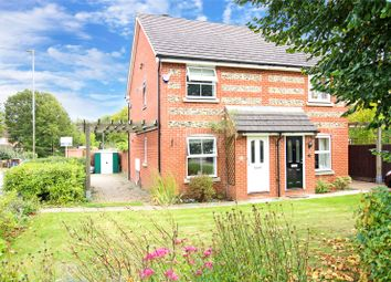 Thumbnail 2 bed semi-detached house for sale in Puddingstone Drive, St. Albans, Hertfordshire