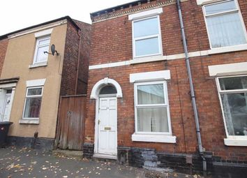 Thumbnail 2 bed end terrace house to rent in Upper Boundary Road, Derby