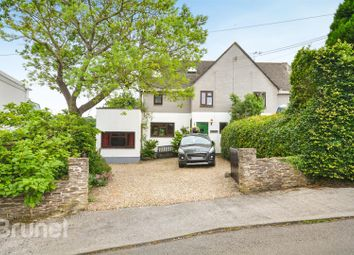 Thumbnail 4 bed end terrace house for sale in Chapel Cottages, Wilcove, Torpoint