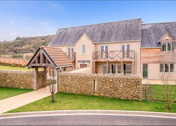 Thumbnail 4 bed semi-detached house for sale in Letecombe Lodge, Rosemary Lane, Freshford
