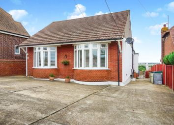 Thumbnail 5 bed detached bungalow for sale in Highfield Road, Minster On Sea, Sheerness