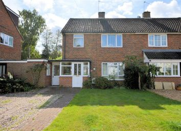 Thumbnail 3 bed semi-detached house for sale in Bannister Road, Burghfield Common, Reading