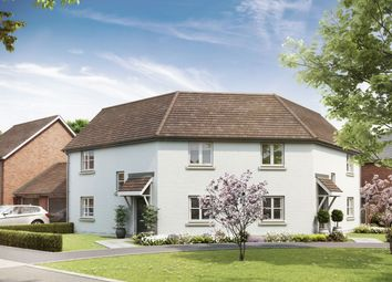"Thumbnail 3 bed semi-detached house for sale in ""The Turner"" at Crow Lane, Crow, Ringwood"