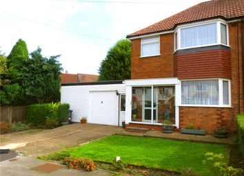 Thumbnail 3 bed semi-detached house for sale in Dell Road, Kings Norton, West Midlands