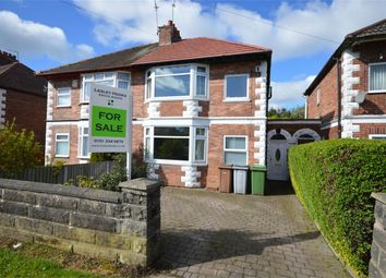 Thumbnail 3 bed semi-detached house for sale in Bridle Road, Eastham, Merseyside
