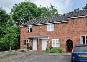 Thumbnail 2 bed terraced house for sale in Cottrell Close, Abbots Bromley, Rugeley
