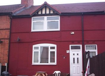 Thumbnail 4 bed terraced house to rent in Brunner Street, Shirebrook