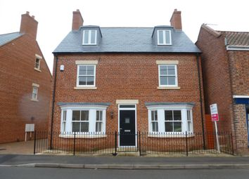 Thumbnail 4 bedroom detached house for sale in Church Street, Donington, Spalding