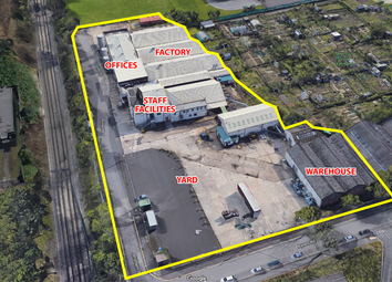 Thumbnail Industrial to let in Brixham Road (Off Ayres Road), Manchester
