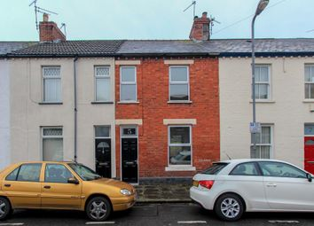 Thumbnail 2 bedroom terraced house to rent in Anglesey Street, Canton, Cardiff