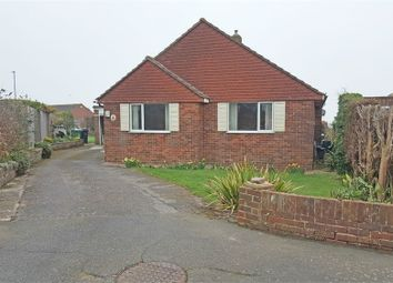 Thumbnail 2 bed detached bungalow for sale in Rookhurst Road, Bexhill-On-Sea, East Sussex