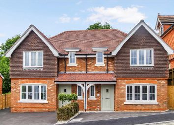 Thumbnail 3 bed semi-detached house for sale in Critchmere Hill, Haslemere