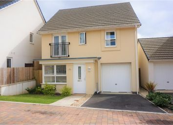 Thumbnail 4 bed detached house for sale in Unity Park, Plymouth