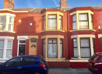 Thumbnail 3 bed terraced house for sale in Liscard Road, Wavertree, Liverpool