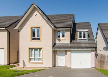Thumbnail 4 bed detached house for sale in Lime Kilns View, Burdiehouse, Edinburgh