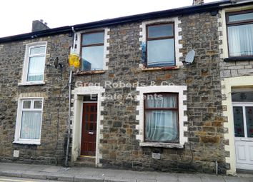 Thumbnail 3 bed terraced house for sale in Eureka Place, Ebbw Vale, Blaenau Gwent.