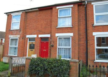 Thumbnail 2 bed terraced house for sale in Rushmere Road, Rushmere St. Andrew, Ipswich