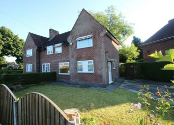 Thumbnail 3 bed semi-detached house for sale in Yew Tree Lane, Wythenshawe, Manchester