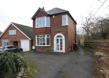 Thumbnail 3 bed detached house to rent in Alfreton Road, Pinxton, Nottingham