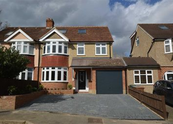 Thumbnail 4 bed semi-detached house for sale in Hastings Way, Croxley Green, Rickmansworth Hertfordshire