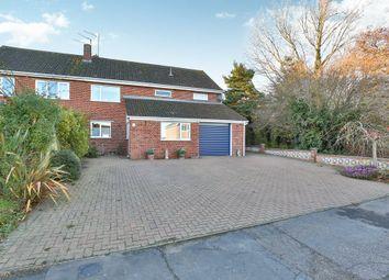 Thumbnail 5 bed semi-detached house for sale in Smiths Lane, Fakenham