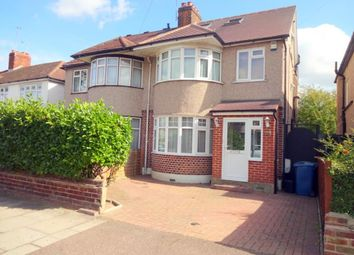 Thumbnail 4 bed semi-detached house to rent in Canon Lane, Pinner, Middlesex