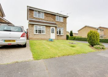Thumbnail 3 bed detached house for sale in Bramham Chase, Newton Aycliffe