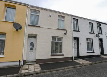 Thumbnail 3 bed terraced house for sale in Guest Cottages, Penywern, Merthyr Tydfil