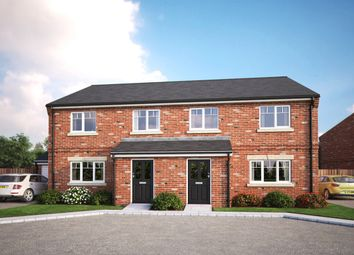 Thumbnail 3 bed semi-detached house for sale in New Road, Norton, Doncaster, South Yorkshire
