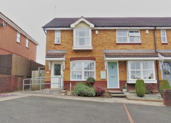 Quenby Drive, Dudley DY1. 2 bed end terrace house for sale
