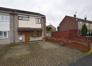 Thumbnail 3 bed end terrace house for sale in Winifred Road, Basildon, Essex