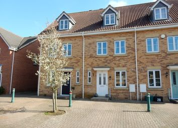 Thumbnail 4 bedroom town house for sale in Lanes End, Brislington, Bristol