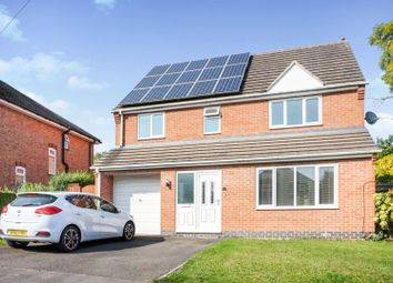 Thumbnail 4 bed detached house for sale in Palmerston Road, Melton Mowbray