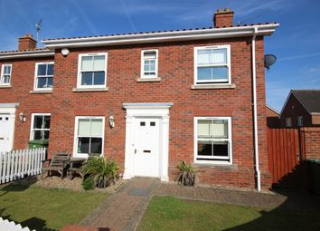 Thumbnail 4 bedroom end terrace house for sale in Rollesby Road, Martham, Great Yarmouth