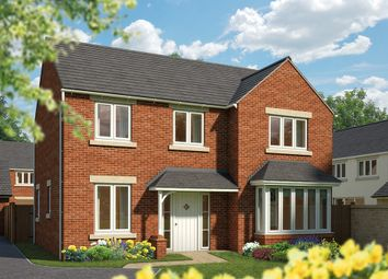 """The Maple"" at Centenary Way, Witney OX29. 4 bed detached house for sale"