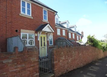 Thumbnail 2 bed town house to rent in Library Mews, Cantilupe Road, Ross-On-Wye