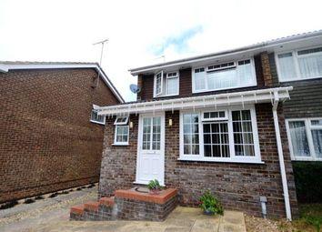 Thumbnail 3 bed semi-detached house for sale in Grainger Close, Basingstoke, Hampshire