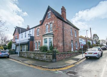 Thumbnail 2 bed flat for sale in Silverdale Road, Prenton