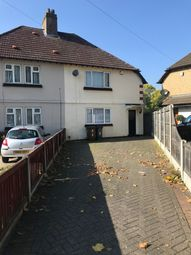 Thumbnail 3 bed semi-detached house to rent in West Road, Chadwell Heath, Romford, London