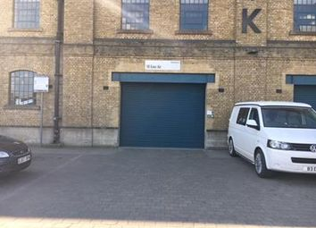 Thumbnail Light industrial to let in Warehouse K, Unit 1B, Seagull Lane, Royal Victoria Docks