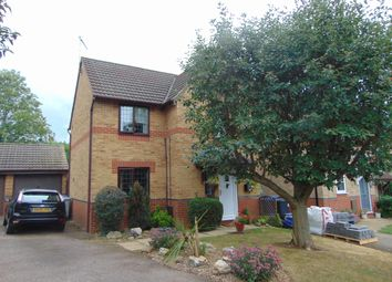Thumbnail 3 bed detached house for sale in Neuville Way, Desborough