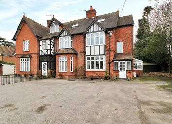 Thumbnail 4 bed detached house for sale in Bonehurst Road, Horley, Surrey