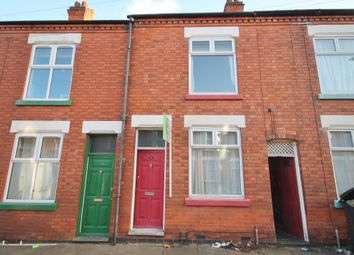 Thumbnail 2 bedroom terraced house for sale in Nutfield Road, West End, Leicester